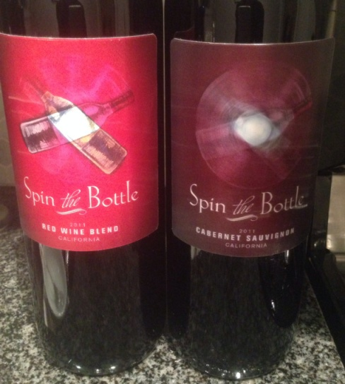 spin the bottle wine