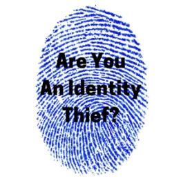 Are YouAn IdentityThief