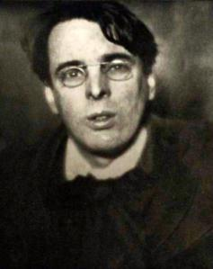 W. B. Yeats picture courtesy of Wikipedia