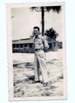 "Pvt. Everett ""Smitty"" Smith, Camp MacKall, NC"