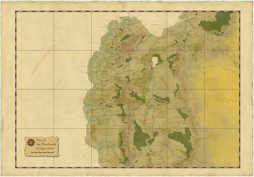 Part of the Westlands of Agorathor.