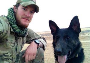 Sgt. Wes Brown & Isky