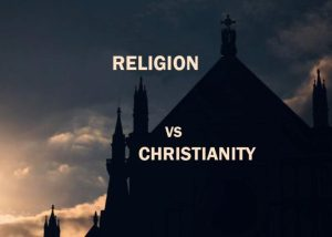 religion-vs-christianity