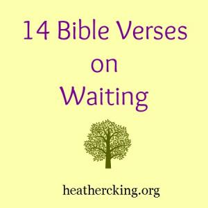 verseswaiting